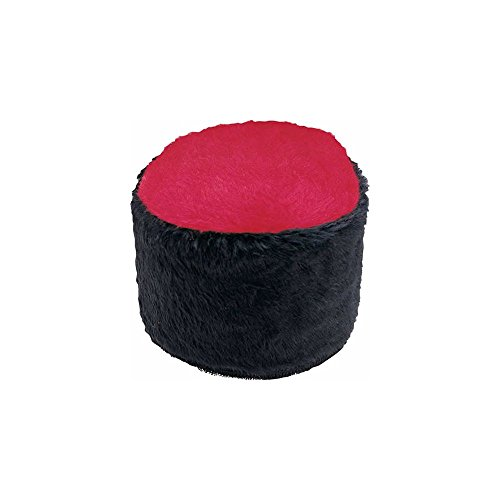 Costumes Russian Themed (Rubie's Costume Co Russian Fur Hat (Black))