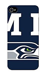 New Snap-on Venuslove Skin Case CoverCase For Sam Sung Galaxy S4 Mini Cover - Seattle Seahawks Nfl Football Poster