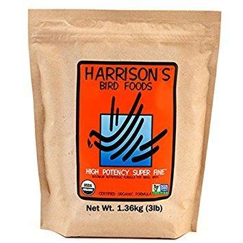 Harrisons High Potency Superfine 3 Lb by Harrison's Bird Foods