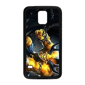 League of Legends(LOL) Alistar Samsung Galaxy S5 Cell Phone Case Black DIY Gift pxf005-3583762