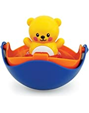 TOLO Spin and Sway Teddy Bath Toy