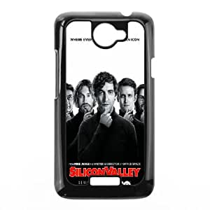 Silicon Valley HTC One X Cell Phone Case Black Protect your phone BVS_765644