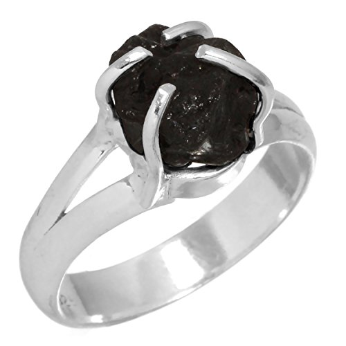 Solid Tourmaline Ring - 9
