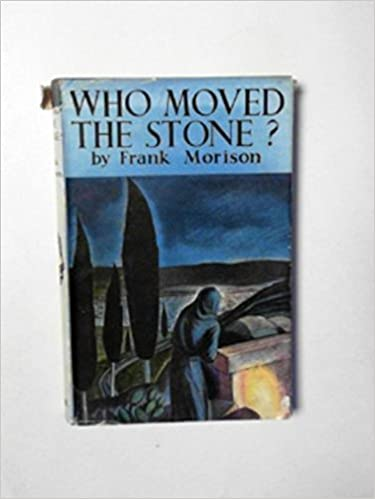 Book Who moved the stone?
