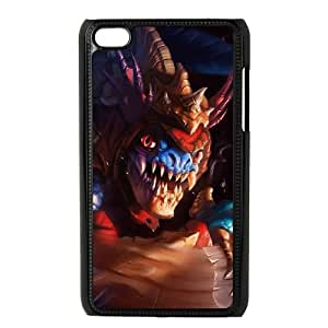 iPod Touch 4 Case Black Defense Of The Ancients Dota 2 SLARK 002 PD5305479