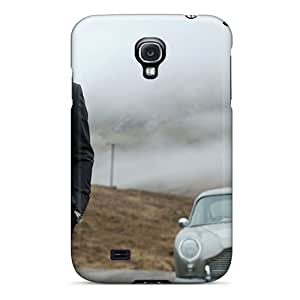 New HerbertKeith Super Strong James Bond Skyfall Movie Tpu Case Cover For Galaxy S4