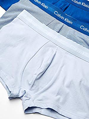 Calvin Klein Men's Cotton Stretch Multipack Trunks