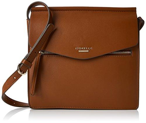 Women's Bag Tan Mia Cross Fiorelli Brown Body UfdHwBFq