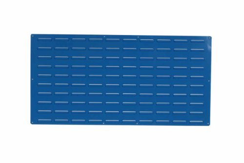 Lvps Board (Triton Products LVP-1 LocBin Epoxy Louvered Panel, 24-Inch H x 48-Inch W, Blue)