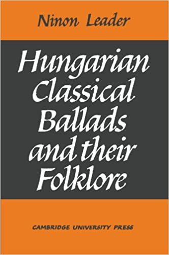 Image result for hungarian classical ballads