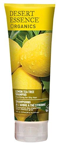 Lemon Tea Tree Shampoo by Desert Essence Organics