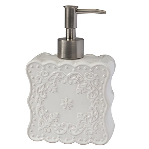 (Creative Bath Products Ruffles Lotion Dispenser)