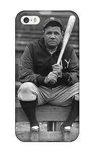 NqxPlOo1954ChkDz HermanLWilliams New York Yankees Durable Iphone 5/5s Tpu Flexible Soft Case WANGJING JINDA