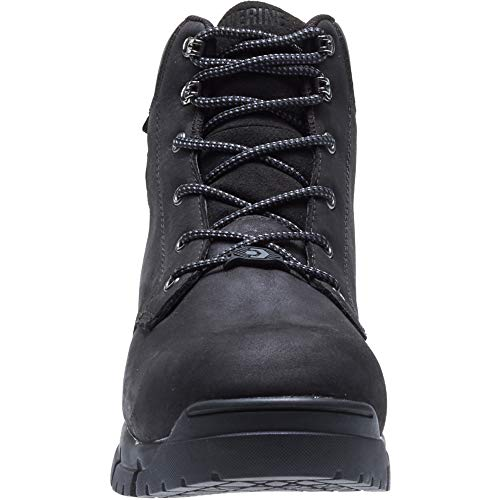 Wolverine Men's Mauler LX Composite Toe Waterproof Work Boot Black 11.5 M US by Wolverine (Image #4)