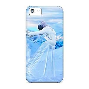 Excellent Design United In Ice Phone Case For Iphone 5c Premium Tpu Case