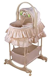 The First Years Carry Me Near Sleep System, Cream (Discontinued by Manufacturer)