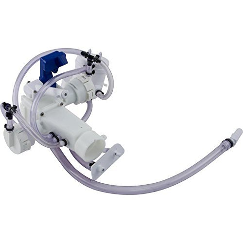 - Hayward AX6000MA3GA Turbo Manifold Assembly with Gear Box Replacement for Hayward Viio and Phantom Turbo In-Ground Pool Pressure Cleaners