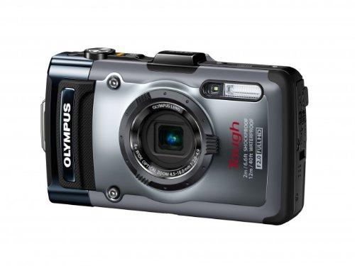 Olympus 12Mp Waterproof Camera - 5