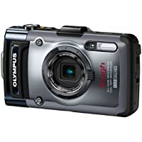 Olympus TG-1iHS 12 MP Waterproof Digital Camera with 4x Optical Zoom