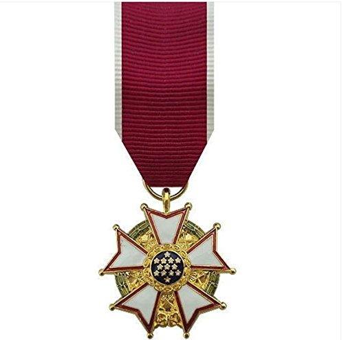 Vanguard (Mini) Miniature Legion of Merit Military Medal Award (LOM) (Military Medal Merit)