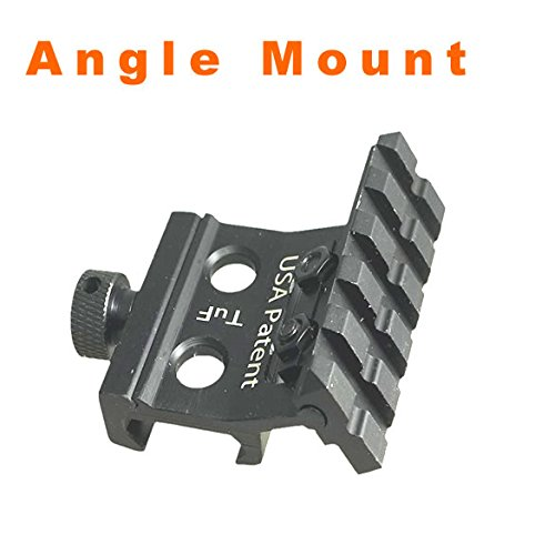TufForce Adjustable Angle Mount, 40-90 Degrees, MT-2D5F, 5 Slots, USA Patent Granted