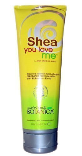 Swedish Beauty, Shea You Love Me, Tanning Lotion 8.5 Ounce