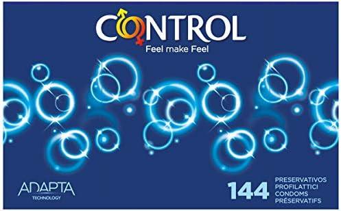 Control Preservativo Nature Caja - 144 preservativos [Modelo ...