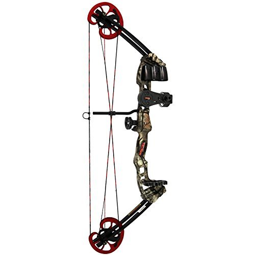 Barnett Archery Hunter Xtreme Compound Bow Camo 45-60lb Right Handed