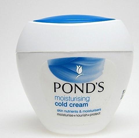 Pond's Moisturizing Cold cream-2X100ml Winter Care Face Soft Smooth Glowing Skin (Ponds Hand Cream)