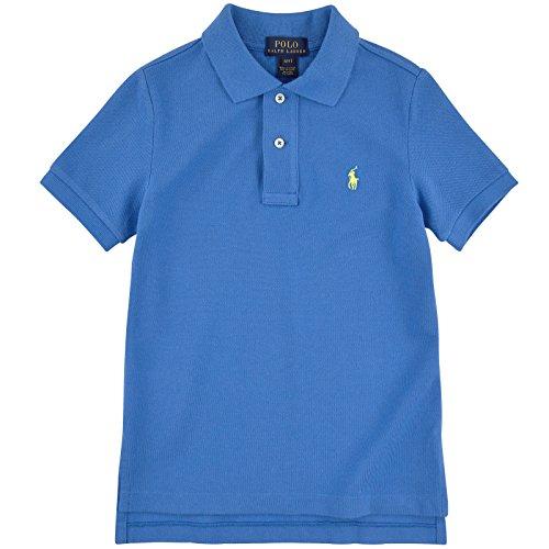 Ralph Lauren Polo Boys' Classic Cotton Mesh Polo Shirt (7)