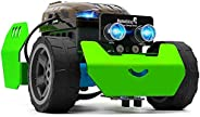 STEM Robot Kit - Robobloq Q-Scout DIY Mechanical Building Robotic Coding Kit with Remote Control for Kids Teen