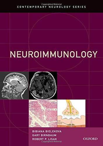 Neuroimmunology (Contemporary Neurology Series)