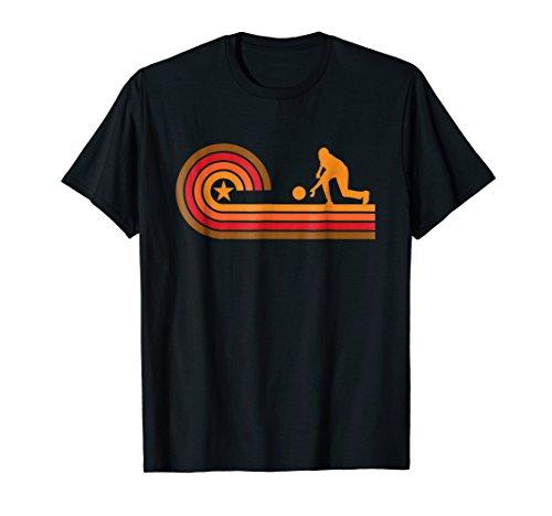 Retro Style Bowling Vintage tshirt