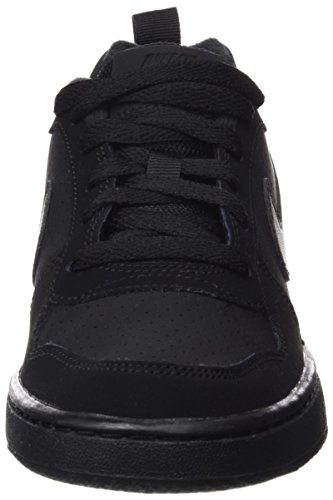 Nero Black Scarpe da Borough Court Black Bambino Nike Basket Low GS Black 8qH1zZw