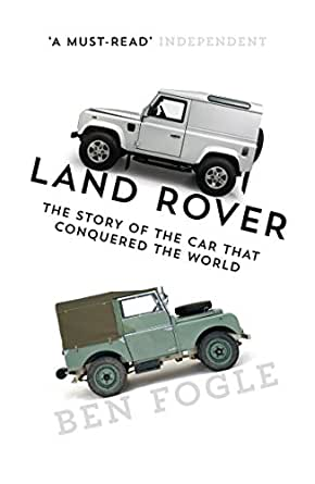 Amazon land rover the story of the car that conquered the digital fandeluxe Images