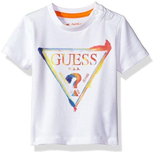 guess-baby-boys-short-sleeve-logo-t-shirt-true-white-24m