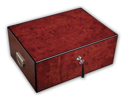 Diamond Humidors (Diamond Crown St. James Series The Windsor 160 Cigar Humidors)