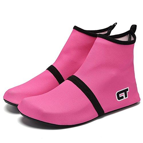 Beach Water Skin Shoes Sneaker And 01 Women S For Cior rose Men Kids Barefoot Surf Pool slip Exercise Anti Swim x0qIfnRPw