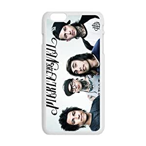 QQQO pierce the veil Phone Case for Iphone 6 Plus Kimberly Kurzendoerfer