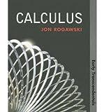 Calculus, Early Transcendentals, Rogawski, Jon, 1429207310