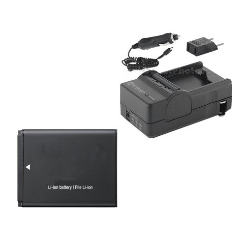 Samsung TL205 Digital Camera Accessory Kit includes: SDM-1516 Charger, SDBP70A Battery