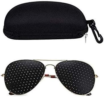 YYLVM Eyeglasses for Relieving Visual Fatigue Pinhole Glasses, Improving Eyesight, Pinhole Glasses for Improving Vision, and Enhancing Vision