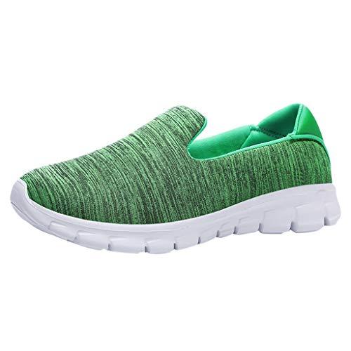 letic Walking Shoes Casual Mesh-Comfortable Work Sneakers ()