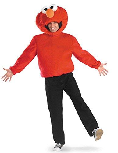 Elmo Adult Costume -