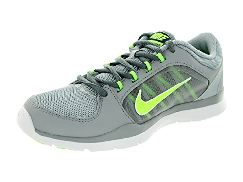 Nike Womens Flex Trainer 4 Wlf Spel / Flsh Lm / Cl Spel / Clssc C Trainingsschoen 6.5 Dames Us