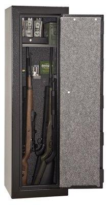 Liberty Safe Cn12-bkt-e Centurion Safe with Electronic Lock, 12 Gun Capacity