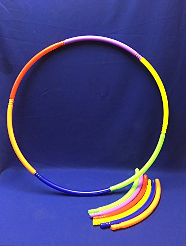 Coast Athletic 30 Inch Snap Together (Hulu Hoop)