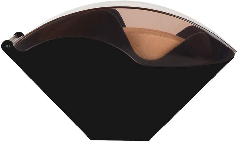 CAFEMASY Porta filtro da caff/è con coperchio antipolvere