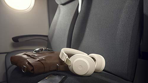 The looking of the Jabra Elite 85h headphone.