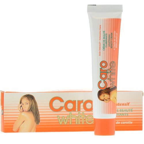 Caro White Lightening Beauty Cream with carrot oil 30ml by DREAM Cosmetic